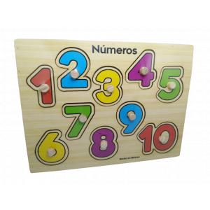 Rompecabeza de números